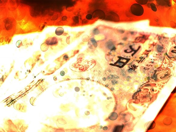 パチンコにハマり借金まで(イメージ)
