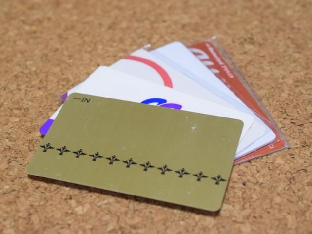 旦那のカバンからラブホテルのポイントカードが!(イメージ)